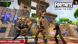 FORTNITE: FREE Survival game! New information