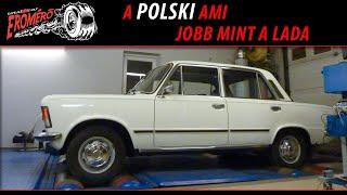 Totalcar Erőmérő: A Polski ami jobb mint a Lada