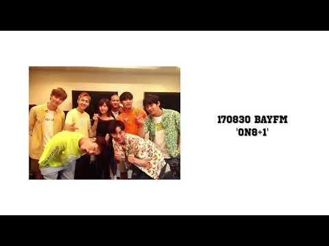 170830 BAYFM ON8+1 JAPAN RADIO BROADCAST BTOB CUT [Eng subs]