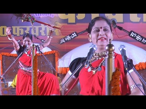 Pandwani | Singer- Ritu Verma | Live Stage Program in Raipur