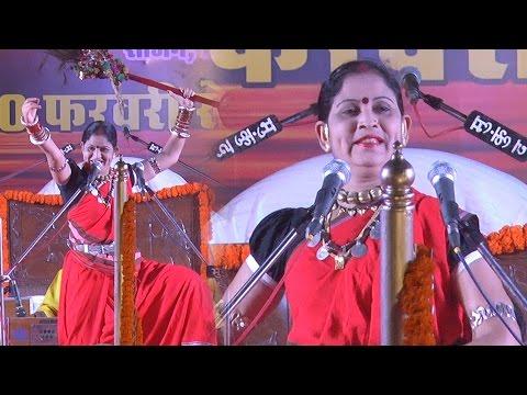 Pandwani   Singer- Ritu Verma   Live Stage Program in Raipur Chhattisgarh