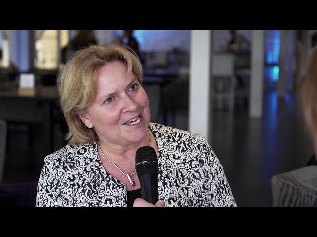 Yvonne van Mierlo, bestuurder Movisie, expeditieleider meedoen in de samenleving
