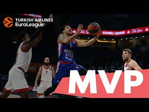 Turkish Airlines EuroLeague MVP of the Week: Shane Larkin, Anadolu Efes Istanbul