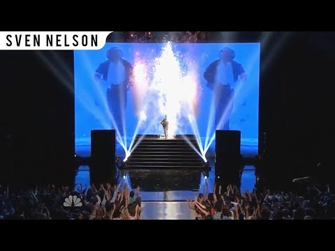Michael Jackson ft. Usher - Love Never Felt So Good (Live at iHeartRadio MusicAwards) [Surround]