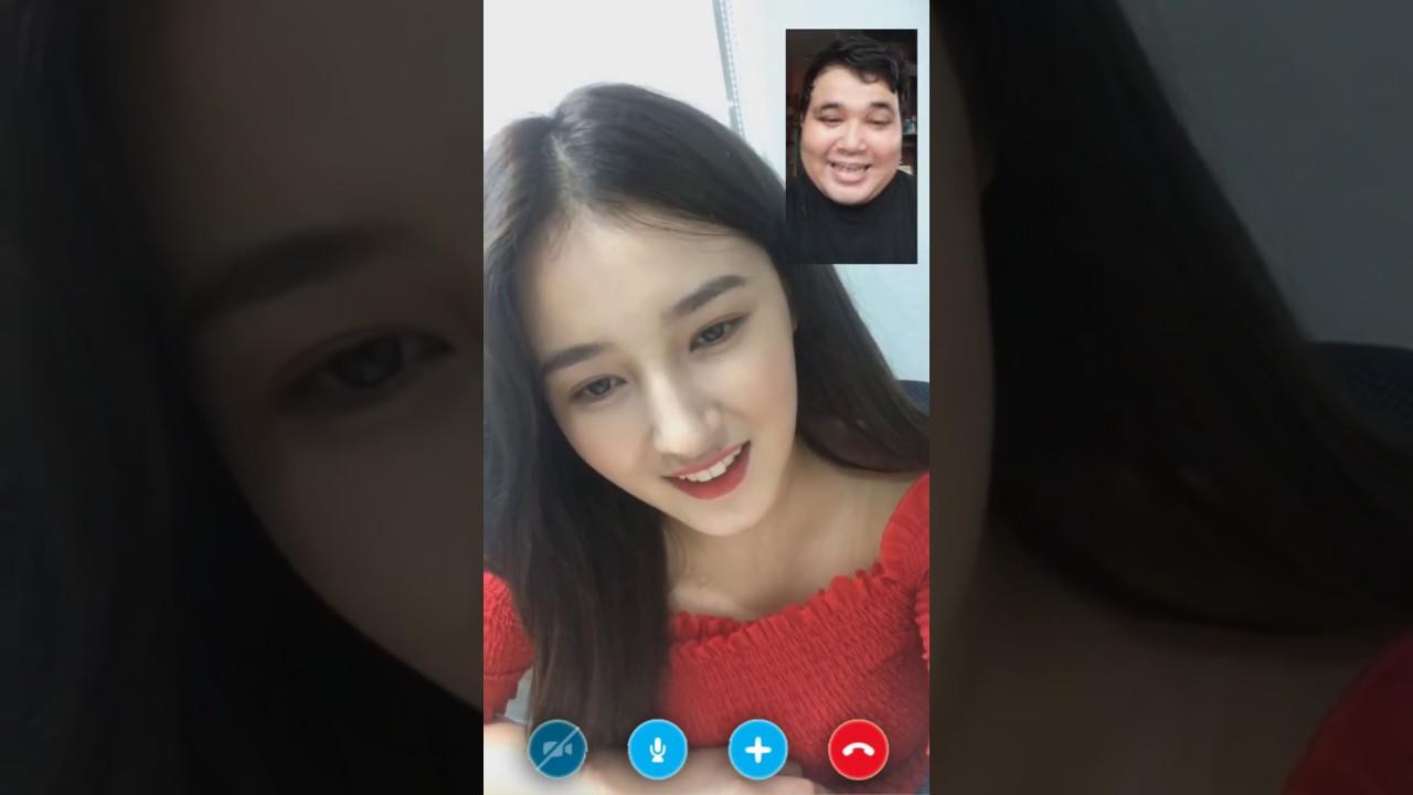 Momoland - Nancy Video Call On Skype -2534