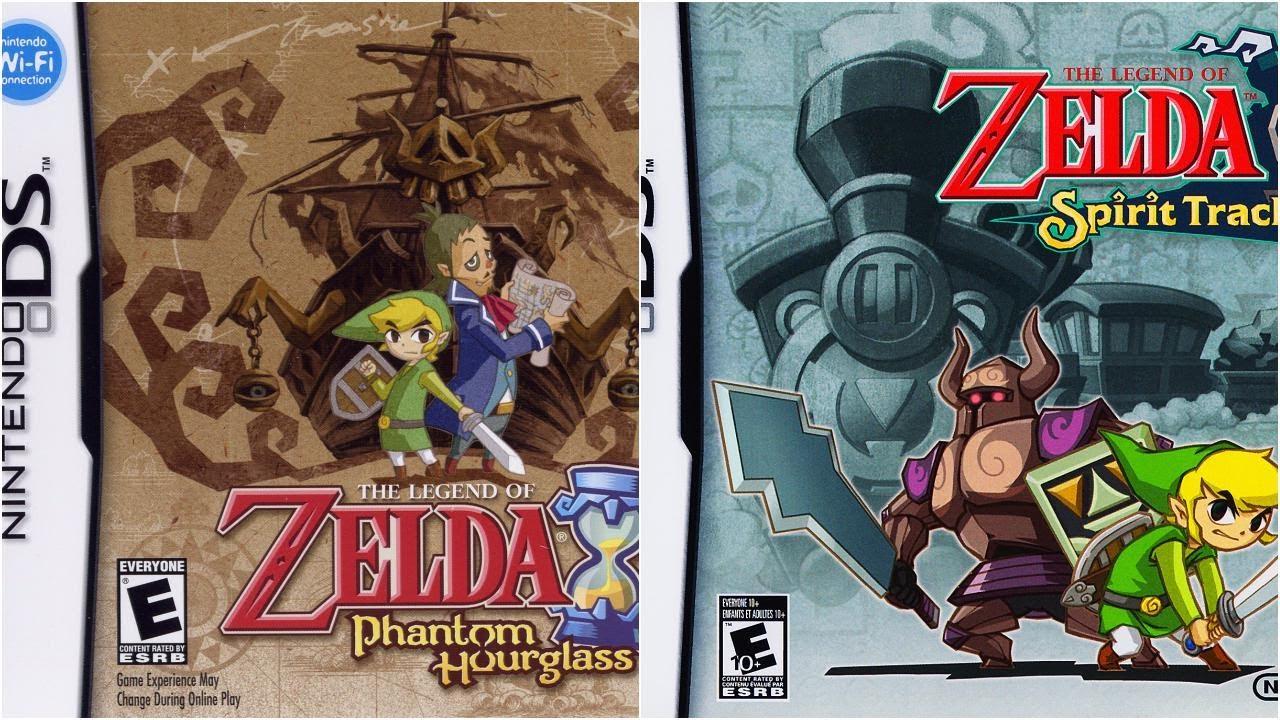Descargar Todos Los Juegos De The Legend Of Zelda Para Nds