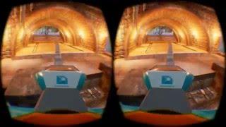 BBUULLZZ Roller Coaster VR at a snow mt.(삐뿔즈 롤러코스터 VR)