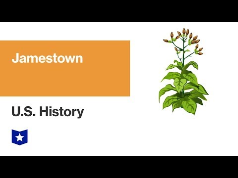 U.S. History | Jamestown