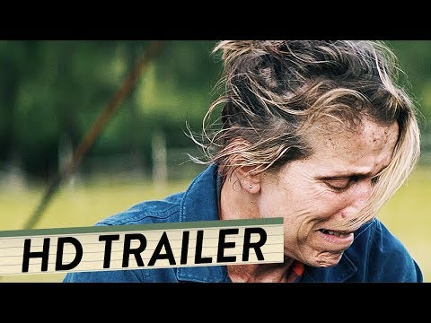 THREE BILLBOARDS OUTSIDE EBBING, MISSOURI Trailer Deutsch German (HD) | USA 2018