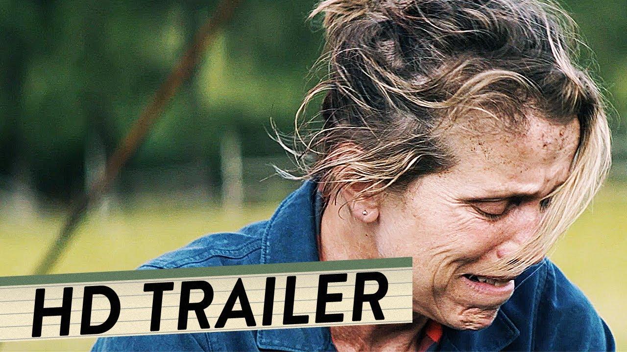 Three Billboards Trailer Deutsch