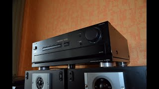 SONY TA-F690ES stereo integrated amplifier
