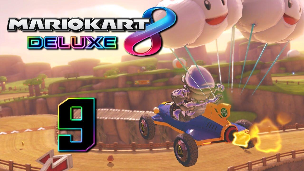 Mario Kart 8 Deluxe ITA [Parte 9 - Trofeo Foglia]