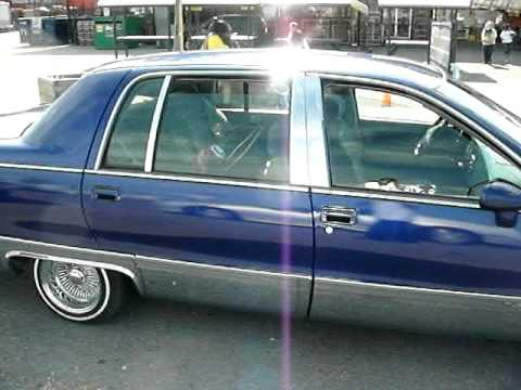 1994 Cadillac Fleetwood Lowrider Calgary Ab Avi Youtube