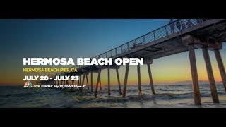 2017 AVP Hermosa Beach Men's Open Cook & Roberts vs  Boag & Jacobs