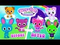 Cute & Tiny Magic Makeover - Fantasy Fashion | Mobile Games for Toddlers