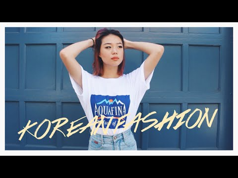 Korean Inspired Fashion | Lookbook