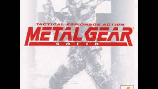 Metal Gear Solid Soundtrack Psycho Mantis Hymn
