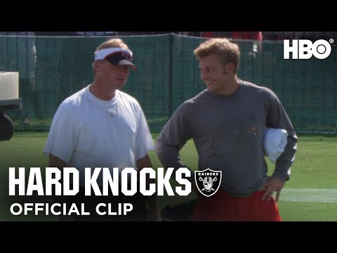 Hard Knocks: Training Camp With The Oakland Raiders (Episode 2 Clip) | HBO