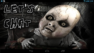 Let's Chat (Horror Game) - Burn That Creepy Doll!