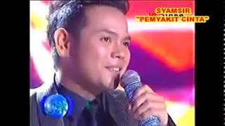 (1,055)  Syamsir :  PENYAKIT CINTA - KDI 2014