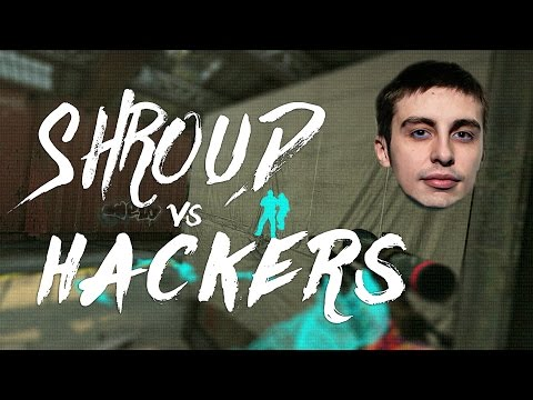 SHROUD VS HACKERS