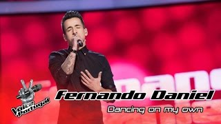Fernando Daniel - Dancing on my own (Calum Scott) - Gala Final | The Voice Portugal