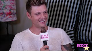 EXCLUSIVE! Nick Carter Dishes On His Reality Show,