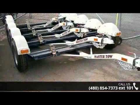 2016 Master Tow Car Dollies Diversified Truck And Equip Youtube
