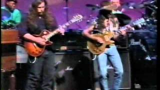 Allman Brothers - Good Clean Fun - Tonight Show 1990
