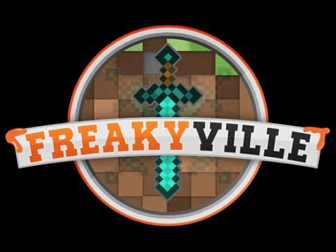 Freakyville.net - Prison - Ep. 8 - B betyder Back in Business