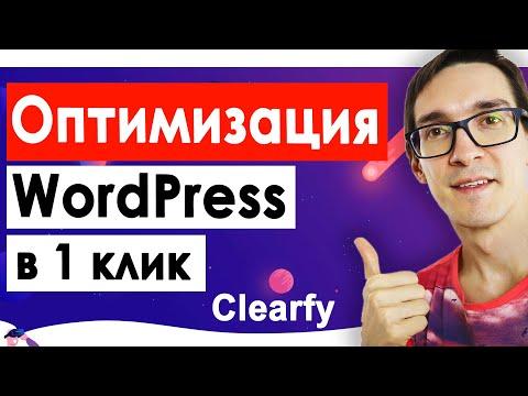 SEO оптимизация сайта на WordPress в 1 клик. Поисковое продвижение сайта 2020