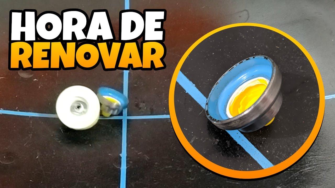 RENOVANDO A MONSTER HUNTER - TESTE, PONTA E DICAS!!!