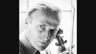 Vieuxtemps Violin concerto no.4 in d minor op. 31 Menuhin 1th mov.