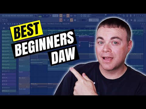 Best DAW for Beginners - Music Production Software