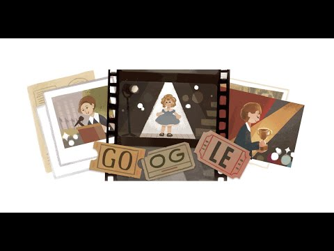 Google Doodle honors Shirley Temple, actor, singer, and diplomat