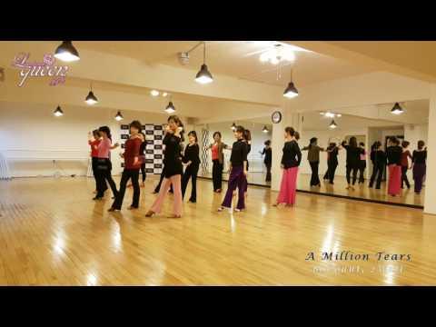 A Million Tears Line Dance