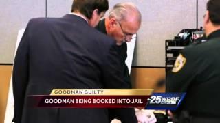 John Goodman found guilty