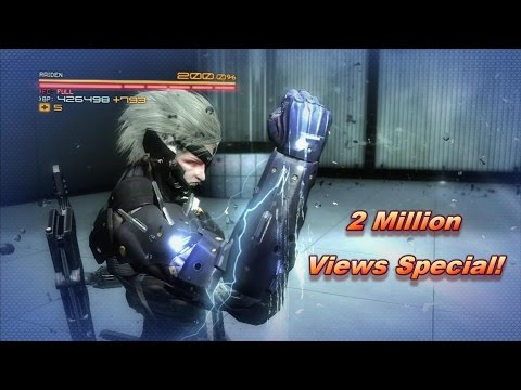 Metal Gear Rising - Revengeance Madness (2M Views Special!)