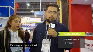 Logistic Summit & Expo 2017 - Testimonio Pase Plata – Global Logistics – Juan Méndez
