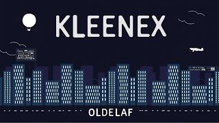 Oldelaf - Kleenex (Lyric Video)