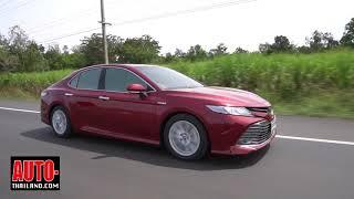 ทดลองขับ Toyota Camry ใหม่ รุ่น 2.5G และ 2.5 HV Premium ขับดีแค่ไหนไปชมกัน ???