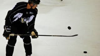 Sidney Crosby Amazing Tricks 2013