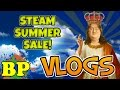 STEAM SUMMER SALE   Huge Discounts on PC Games!   Doom Gameplay!