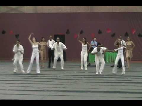 Corazon Dancers FSU Spear-It Night 2007 Performance