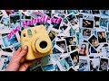 taking 100 polaroid pictures in ONE DAY