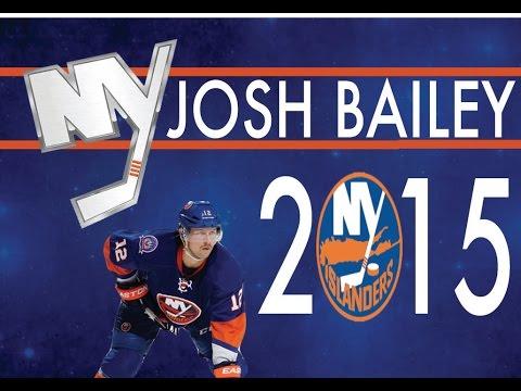 Josh Bailey 14-15 Highlights