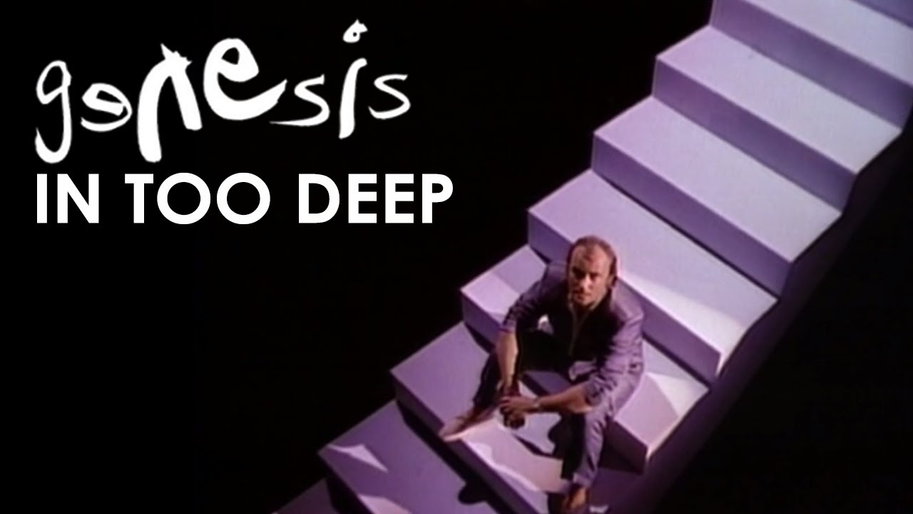 Genesis In Too Deep Official Music Video Youtube