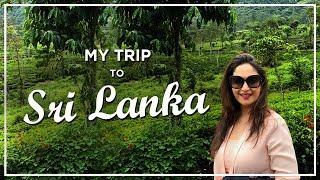 Madhuri Dixit's Trip To Sri Lanka