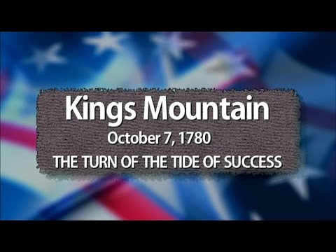 Kings Mountain: The Turn of the Tide of Success | The Southern Campaign