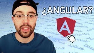 ¿Que es Angular y para que sirve? ¿Es útil Angular 5? ¿Que es una web SPA? ⚡ Víctor Robles